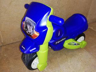 Juguettos Moto con claxon para niños