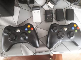 Accesorios Xbox360. precios varios.