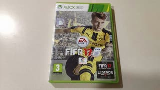 FIFA 17, para Xbox 360