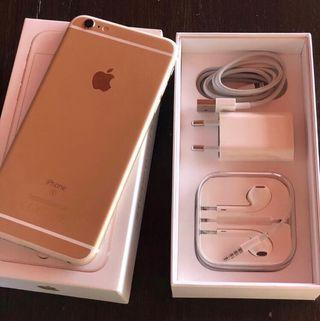 iPhone 6s 64 gb rosa