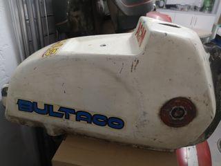 Depósito Bultaco Frontera