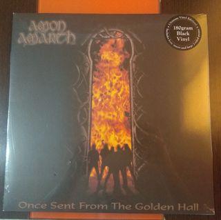 Amon AmarthOnce Sent From Golden Hall Vinilo lp
