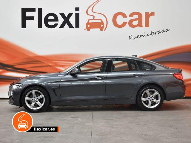 BMW Serie 4 418d Gran Coupe