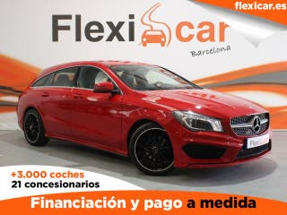 Mercedes CLA CLA 200 d 4MATIC AMG Line Shooting Brake