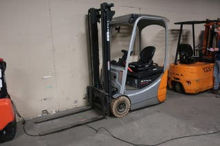 Carretilla electrica Still RX50-15 3.5m 3Ruedas