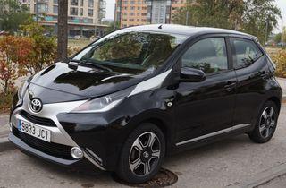 Toyota Aygo 2015 Automático