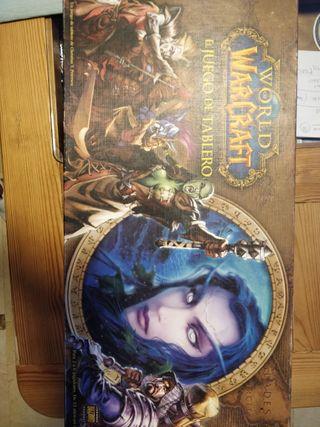 world of Warcraft tablero