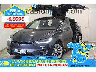Tesla Model X 90D 4WD 386 kW (525 CV)