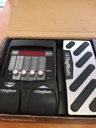 Pedalera Digitech RP255