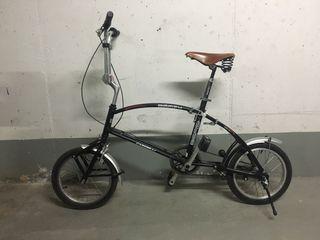 Bicicleta plegable bigfish
