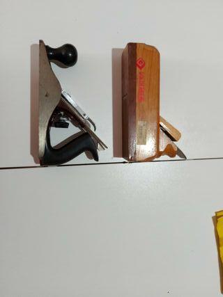 Cepillos manuales carpintero