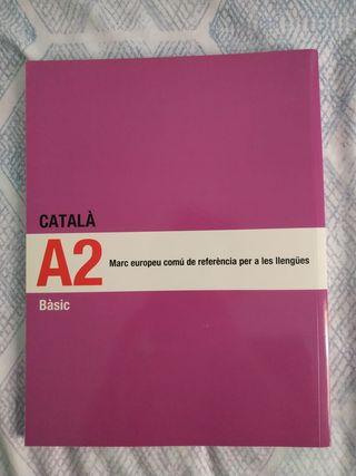 Libros preparatorios lengua catalana