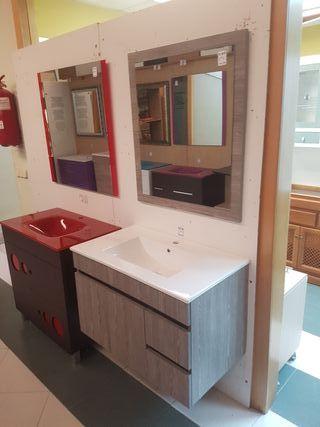 Mueble de baño 80x45 COL02