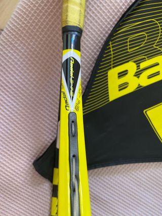 Raqueta Babolat junior tenis