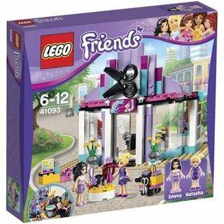 LEGO 41093. Peluquería de Heartlake.