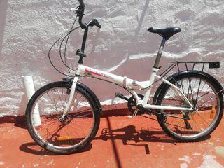 bicicleta plegable 24 folding