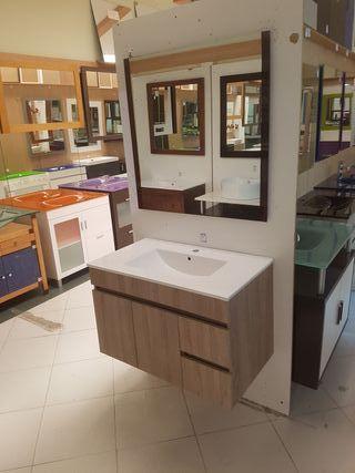 Mueble de baño 80x45 COL03