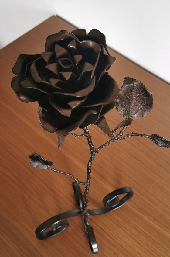 Rosa de hierro