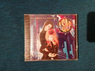 ASAP TU ERES LA BOMBA CD PRECINTADO DANCE 90