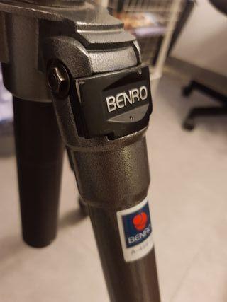Trípode Benro A458