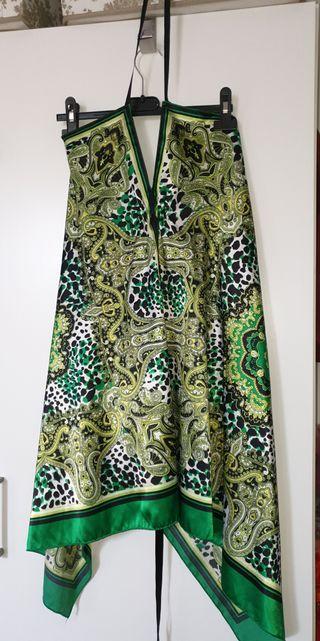 top/vestido corto, estilo vata talla M