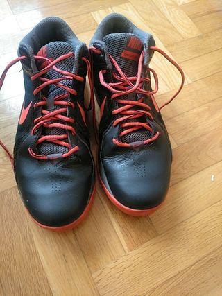 Botas de basket
