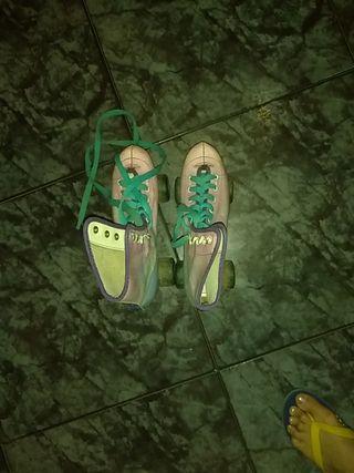 patines nuevos