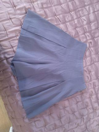 Short bermuda violeta lavanda