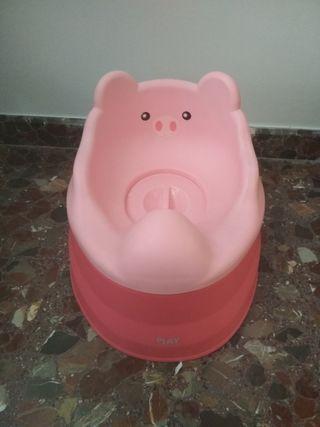 orinal evolutivo WC infantil