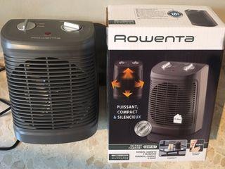 Calefactor y ventilador de aíre frío