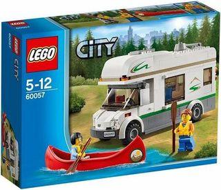 LEGO 60057. CITY. Autocaravana.