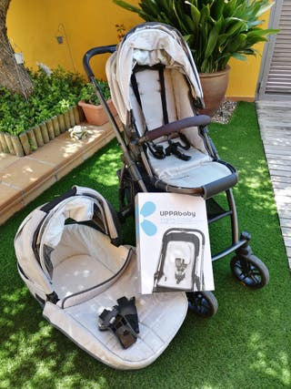 Carro Uppababy COMPLETO