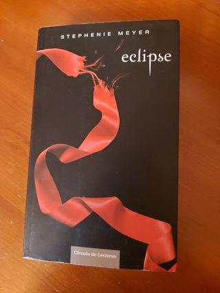 4 LIBROS SAGA CREPUSCULO - Stephenie Meyer .