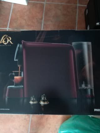 Cafetera LOR BARISTA Phillips