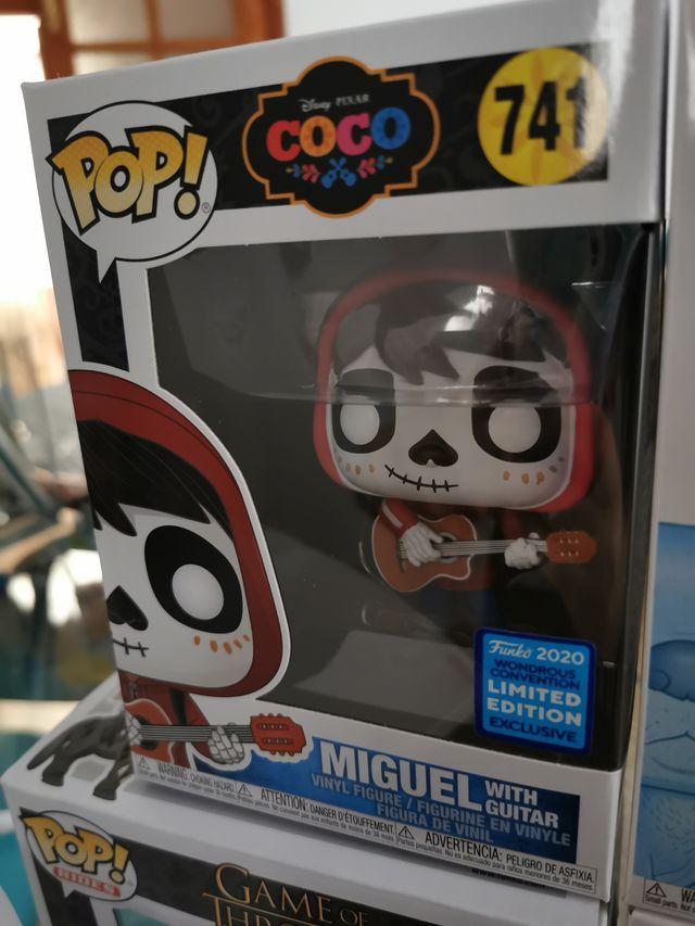 """Funko Pop Miguel """"Coco"""" Edición Especial"""