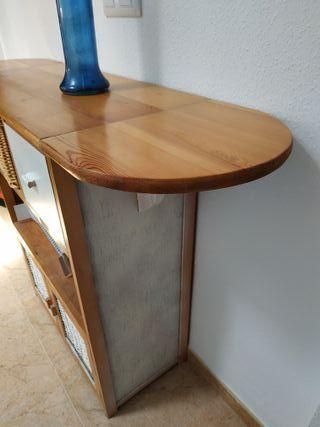 Mueble tabla plancha