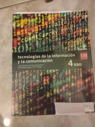 tecnología de la información y comunicación 4 ESO