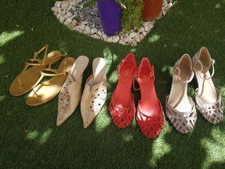 Zapatos y sandalias talla 41 mujer