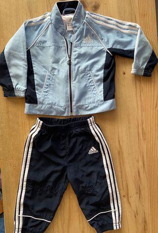 Chandal adidas bebé niño