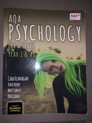 Psychology AS TextBook