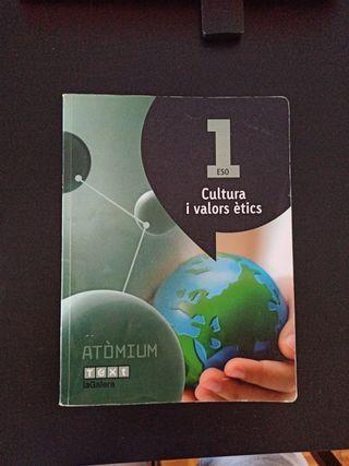 Cultura i valors ètics 1i ESO