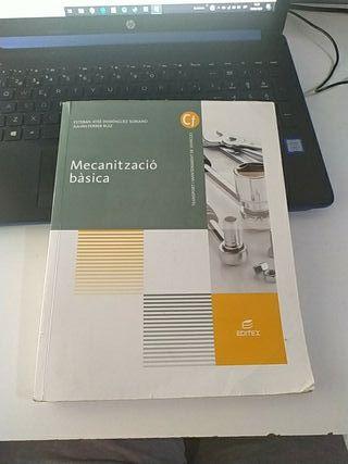 Mecanització basica editex