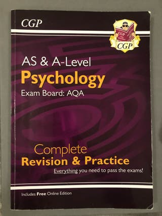 Psychology CGP Book