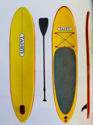 TABLA PADDEL SURF HINCHABLE (NUEVA)