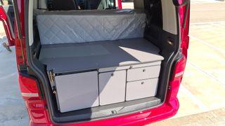 Muebles con ducha VW T5 T6