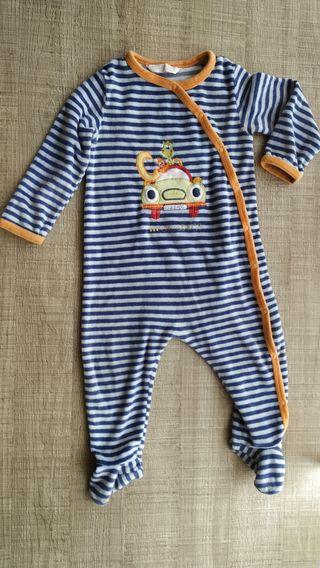 Pijama bebé de Mayoral T:6-9m.Ropa bebé.
