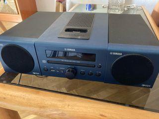 Cadena Yamaha MCR-040