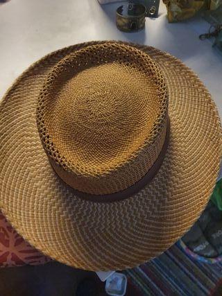 Sombrero Panamá Original. Prácticamente nuevo, me