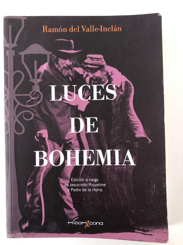 Luces de Bohemia. Ramón del Valle-Inclán