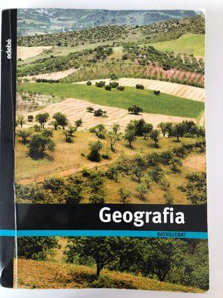 Libro Geografia Batxillerat